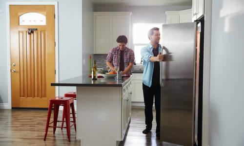 Kuchnia otwarta na salon: czy to dobry pomysł?